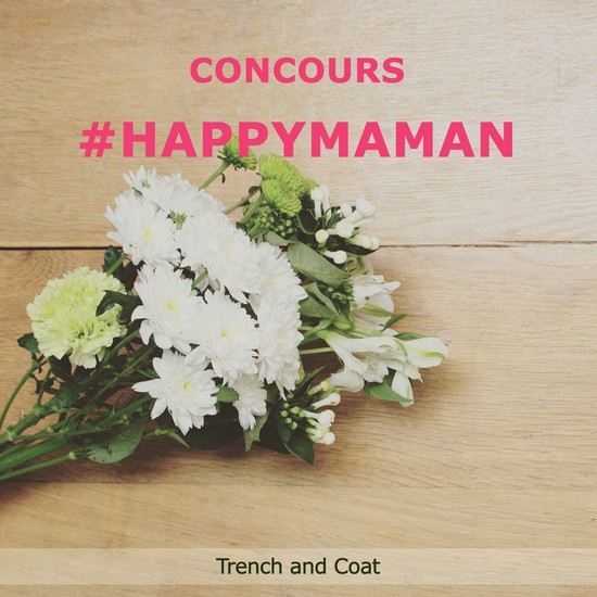 jeu concours instagram trench and coat